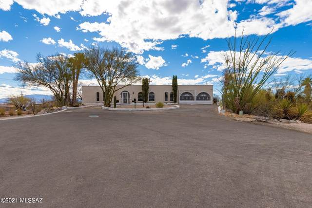 8930 E Wes Place, Tucson, AZ 85749 (#22104941) :: Kino Abrams brokered by Tierra Antigua Realty