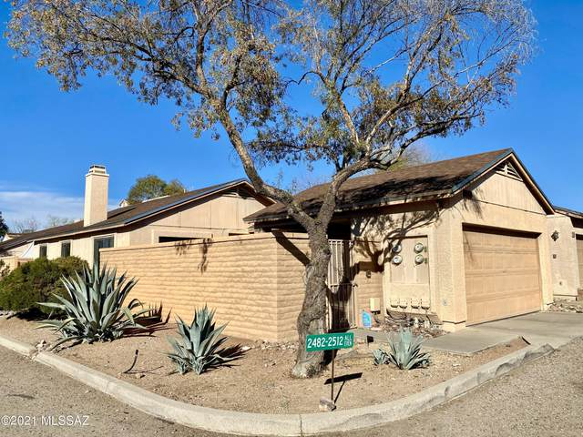 2512 N Palo Dulce Drive, Tucson, AZ 85745 (#22104945) :: Long Realty - The Vallee Gold Team