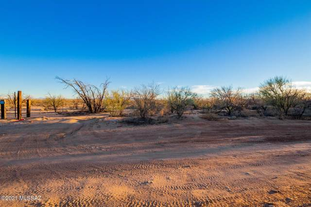 13635 Park Road W, Tucson, AZ 85735 (MLS #22104947) :: The Property Partners at eXp Realty