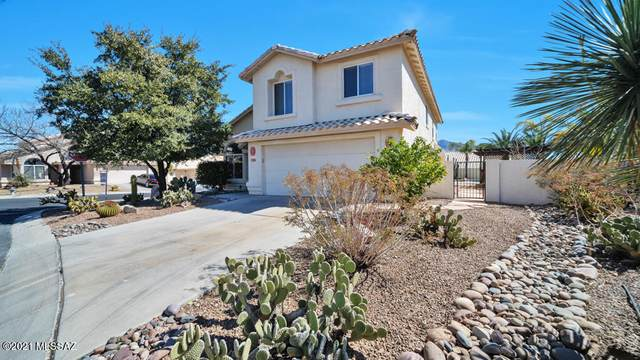 2017 W Three Oaks Drive, Oro Valley, AZ 85737 (MLS #22104952) :: The Property Partners at eXp Realty