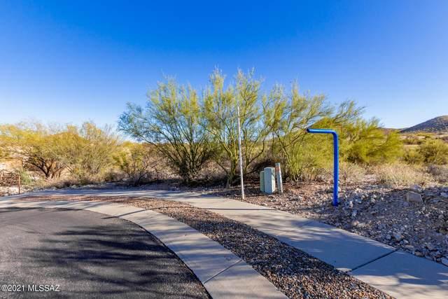 3721 W Tohono Crossing Place #19, Tucson, AZ 85745 (#22104958) :: Keller Williams