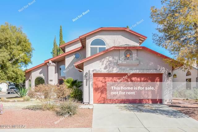 2710 W Camino Del Medrano, Tucson, AZ 85742 (MLS #22104961) :: The Property Partners at eXp Realty