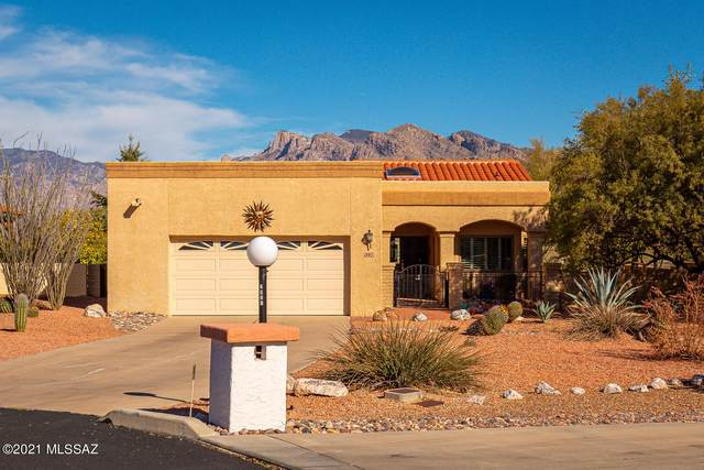 9220 N Fostoria Drive, Tucson, AZ 85742 (#22104964) :: Long Realty - The Vallee Gold Team
