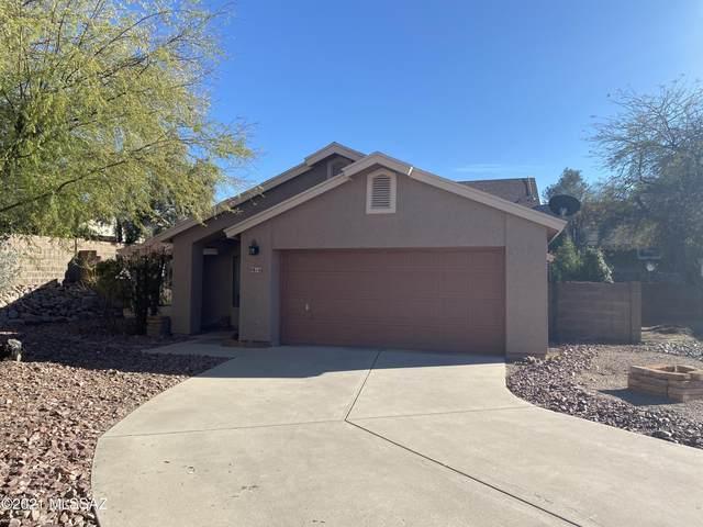 9816 E Sabrena Lane, Tucson, AZ 85748 (MLS #22104968) :: The Property Partners at eXp Realty