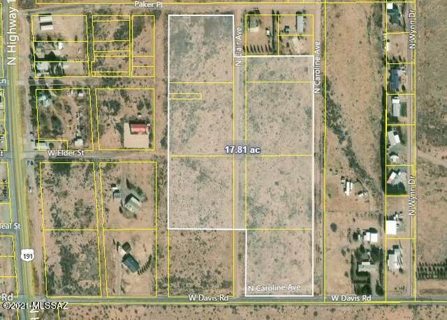 Tbd Davis Road, Mc Neal, AZ 85617 (MLS #22104976) :: The Property Partners at eXp Realty