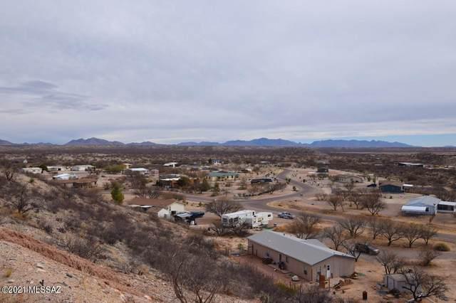 896 E Sonora Verde Drive #35, Benson, AZ 85602 (#22104983) :: Long Realty - The Vallee Gold Team