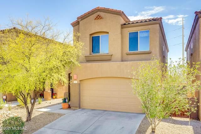 2217 W Morning Spring Place, Tucson, AZ 85741 (#22104997) :: Tucson Property Executives