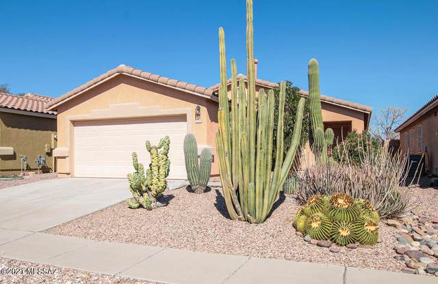 2188 W Burlwood Way, Tucson, AZ 85745 (#22104998) :: Long Realty - The Vallee Gold Team