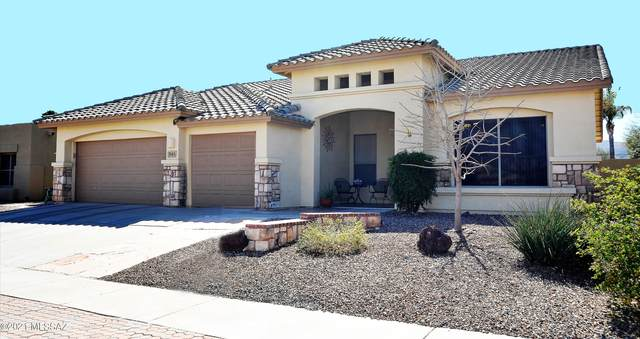 7643 W Talavera Way, Tucson, AZ 85743 (#22105001) :: Tucson Property Executives