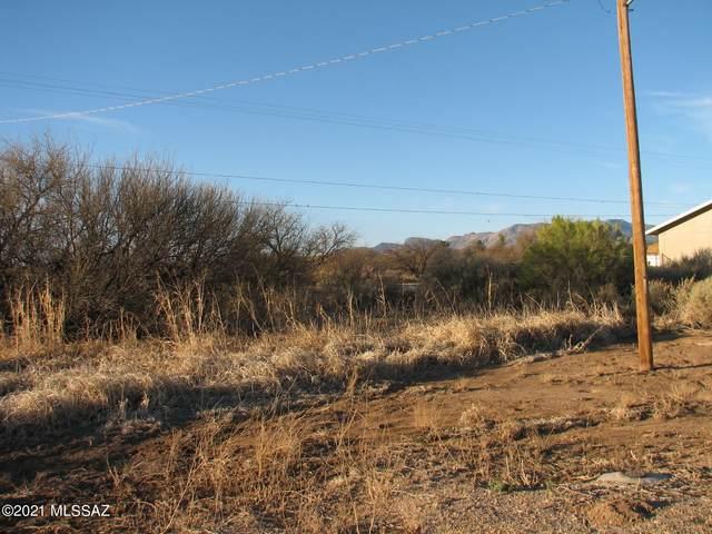 794 E Country Club Drive, Benson, AZ 85602 (#22105005) :: Keller Williams
