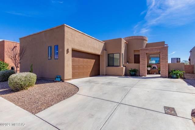 11630 N Moon Ranch Place, Marana, AZ 85658 (#22105016) :: Tucson Property Executives