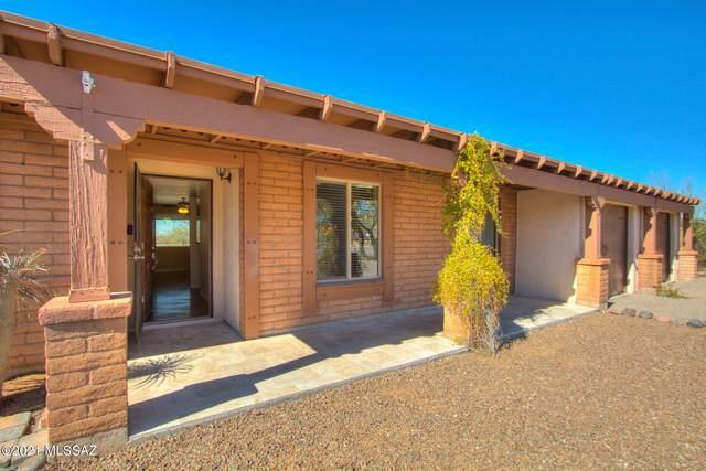 1540 W Liddell Drive, Tucson, AZ 85704 (#22105020) :: Tucson Property Executives