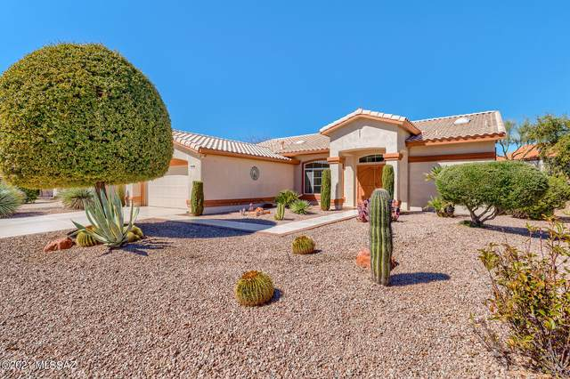 2361 E Coreopsis Way, Oro Valley, AZ 85755 (#22105029) :: Long Realty - The Vallee Gold Team