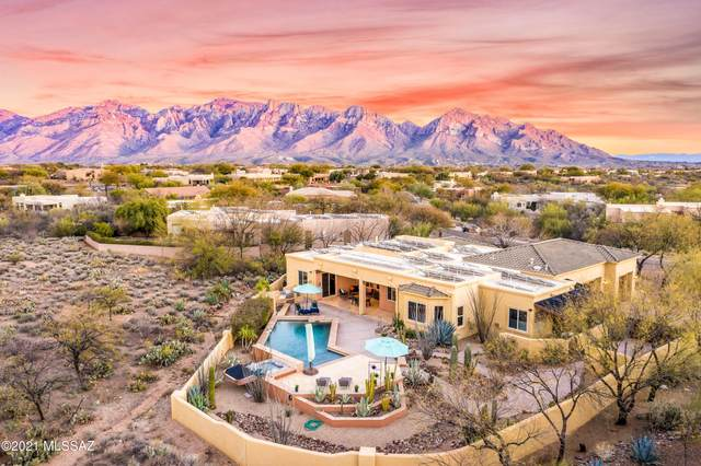 1150 W Ironwood Valley Drive, Oro Valley, AZ 85755 (MLS #22105035) :: The Property Partners at eXp Realty