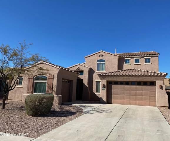 8541 N Crosswater Loop, Tucson, AZ 85743 (#22105036) :: Long Realty - The Vallee Gold Team