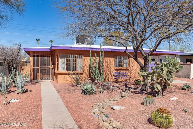 2925 E 20Th Street, Tucson, AZ 85716 (#22105050) :: Long Realty - The Vallee Gold Team