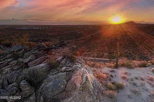 4467 W Horizon Ridge Drive Lot 257, Marana, AZ 85658 (#22105054) :: Kino Abrams brokered by Tierra Antigua Realty