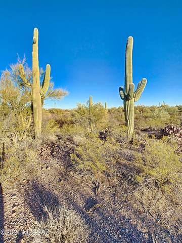 4.33 Acres N Red Hills Road, Marana, AZ 85653 (#22105056) :: Tucson Property Executives