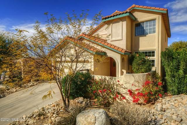 1645 E Deer Shadow Lane, Tucson, AZ 85737 (#22105064) :: Tucson Property Executives