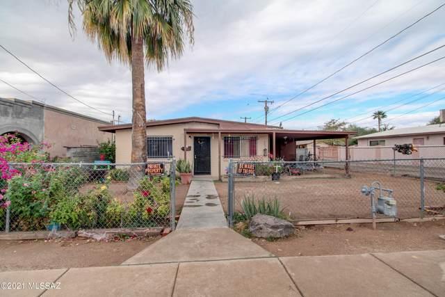 2220 S 8Th Avenue, Tucson, AZ 85713 (#22105071) :: Keller Williams