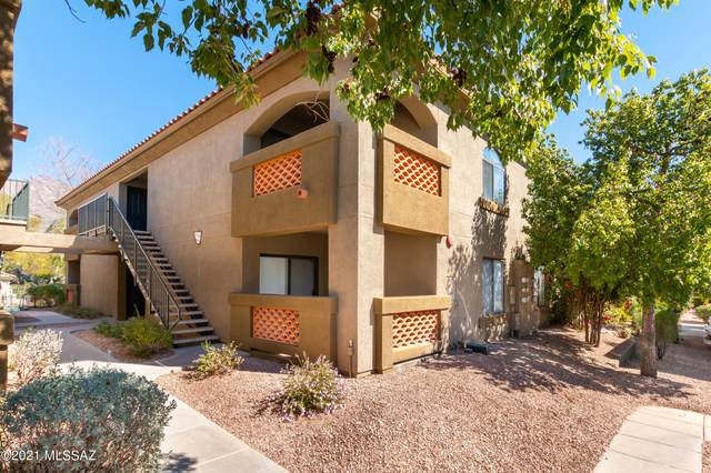 5751 N Kolb Road #7105, Tucson, AZ 85750 (#22105080) :: Long Realty - The Vallee Gold Team