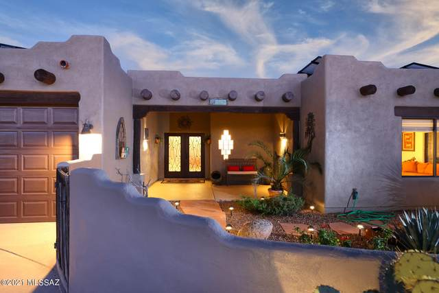 5264 W Sweetwater Drive, Tucson, AZ 85745 (#22105095) :: The Local Real Estate Group | Realty Executives