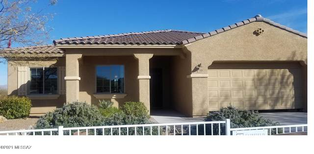 700 N Observation Trail, Green Valley, AZ 85614 (#22105096) :: AZ Power Team