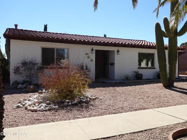 354 E El Valle, Green Valley, AZ 85614 (#22105106) :: Keller Williams