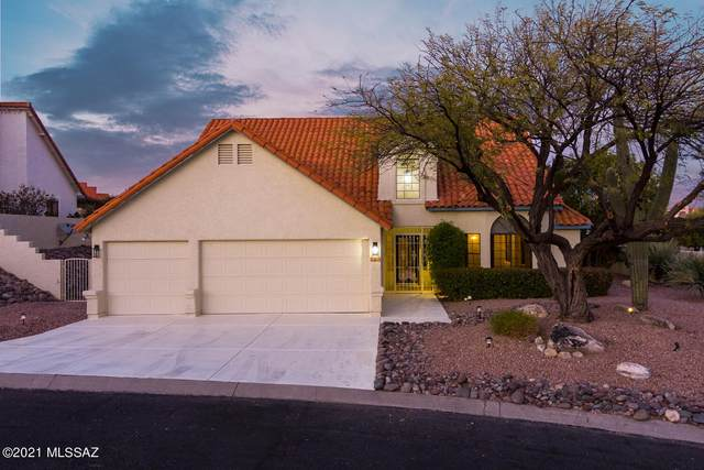 1610 Ashdown Place, Oro Valley, AZ 85737 (#22105113) :: Long Realty - The Vallee Gold Team