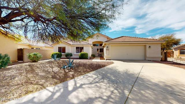 8235 Crooked Tree Trail, Tucson, AZ 85715 (#22105118) :: Long Realty - The Vallee Gold Team