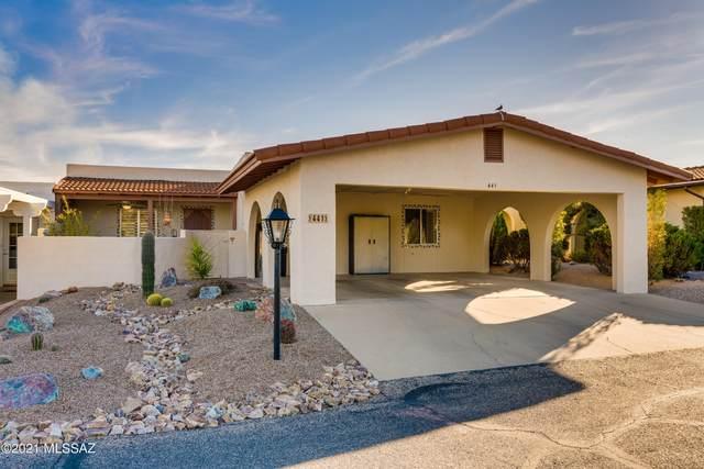 441 W Camino Del Poso, Green Valley, AZ 85614 (#22105123) :: Keller Williams