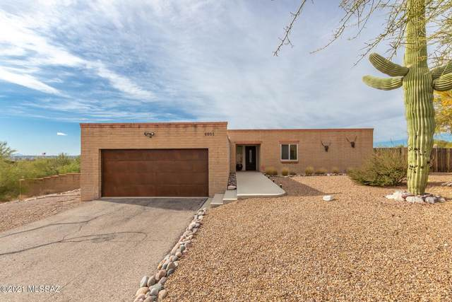 4051 N Camino Del Celador, Tucson, AZ 85718 (#22105128) :: Gateway Realty International