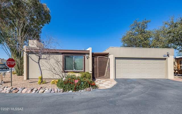 1936 N Circulo De La Cienega, Tucson, AZ 85715 (#22105145) :: Tucson Property Executives