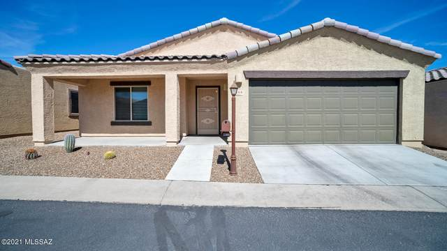 1168 W Calle Querida, Sahuarita, AZ 85629 (#22105146) :: Kino Abrams brokered by Tierra Antigua Realty
