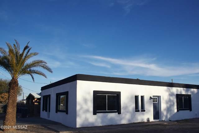 921 W Clearwater Drive, Tucson, AZ 85745 (#22105147) :: Gateway Realty International