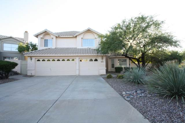 10968 Black Canyon Court, Tucson, AZ 85737 (#22105150) :: Gateway Realty International