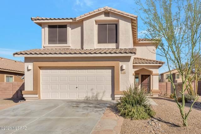 11942 W Heyburn Drive, Marana, AZ 85653 (#22105153) :: Gateway Realty International
