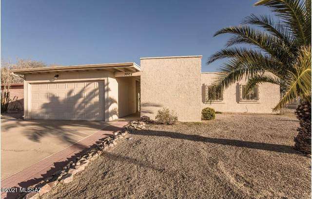 7064 N Northlight Drive, Tucson, AZ 85741 (#22105155) :: Kino Abrams brokered by Tierra Antigua Realty