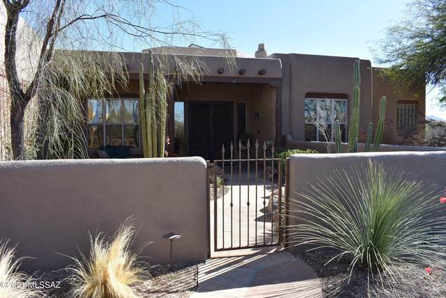 10312 N Wild Creek Drive, Oro Valley, AZ 85742 (#22105157) :: Long Realty - The Vallee Gold Team
