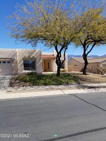 11902 N Cresendo Drive, Oro Valley, AZ 85737 (#22105165) :: AZ Power Team