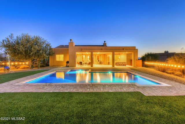 5042 W Camino De Manana, Tucson, AZ 85742 (#22105166) :: Gateway Realty International
