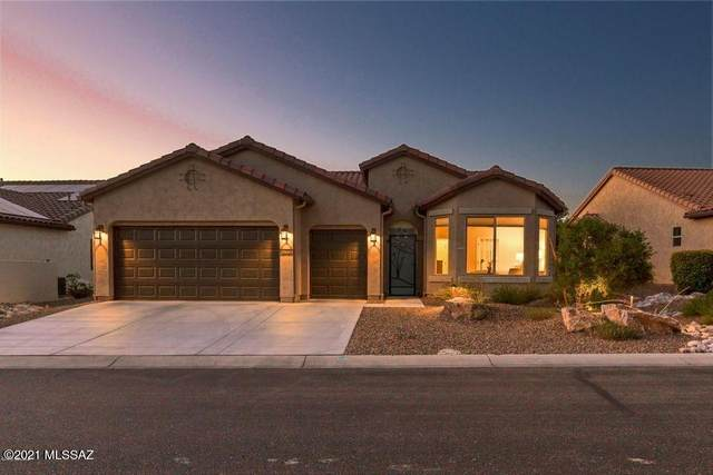 60736 E Arroyo Vista Drive, Oracle, AZ 85623 (MLS #22105170) :: The Property Partners at eXp Realty