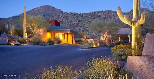 4156 W Cayton Mountain Drive #124, Marana, AZ 85658 (#22105172) :: Long Realty - The Vallee Gold Team
