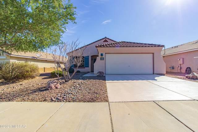 7730 W August Moon Place, Tucson, AZ 85743 (#22105180) :: Gateway Realty International