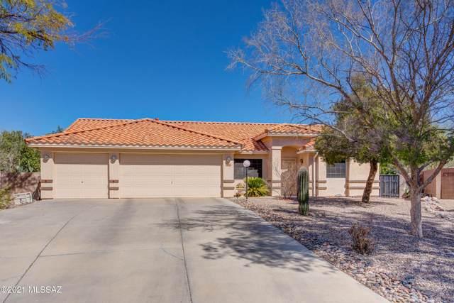 2940 W Placita Enrica, Tucson, AZ 85741 (#22105185) :: Keller Williams