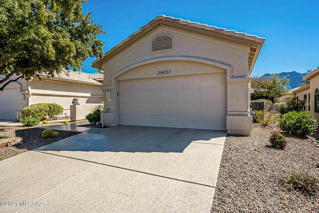 39037 S Casual Drive, Tucson, AZ 85739 (#22105189) :: Tucson Property Executives