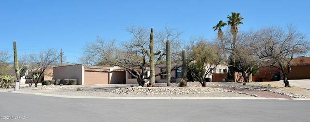 3368 N Camino Los Brazos, Tucson, AZ 85750 (#22105190) :: Kino Abrams brokered by Tierra Antigua Realty