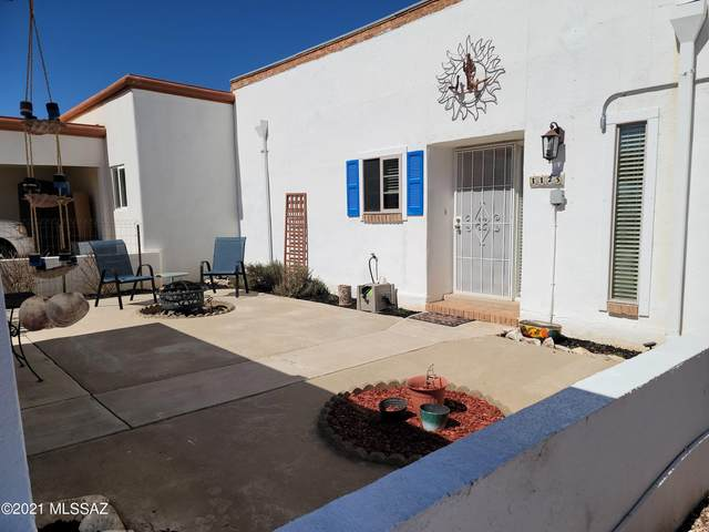 1125 E Irene Street, Pearce, AZ 85625 (#22105193) :: Gateway Realty International