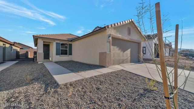 8755 E Stone Meadow Circle, Tucson, AZ 85730 (#22105194) :: Gateway Realty International