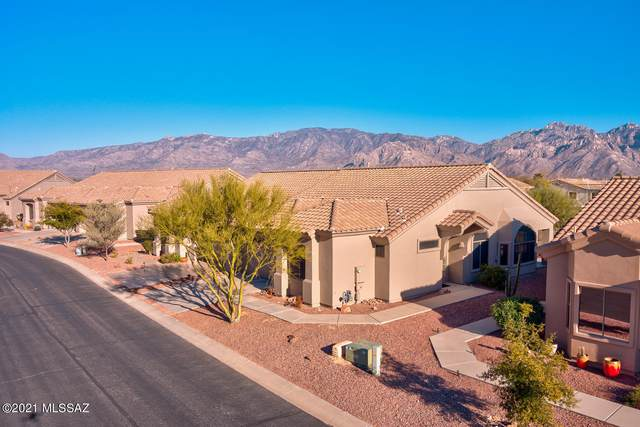 13401 N Rancho Vistoso Boulevard #18, Oro Valley, AZ 85755 (#22105198) :: The Local Real Estate Group | Realty Executives
